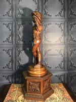Italian Carved Hardwood Figure of a Boy (12 of 23)
