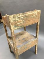 George III Pine Side Table (9 of 13)