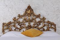 Spectacular Rococco Baroque Italian Super King Size Bed (5 of 11)