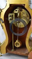 French Vernis Martin Mantel Clock (3 of 7)