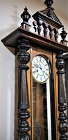 1890's German Striking Vienna Wall Clock (2 of 5)