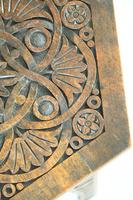 Moorish Chip Carved Octagonal Occasional Table (12 of 13)