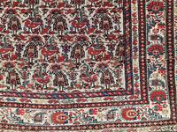 Antique Malayer Runner (3 of 10)