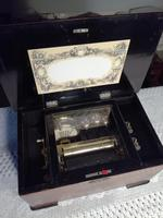 Swiss  Orchestral Music Box, Fully Reconditioned (7 of 9)
