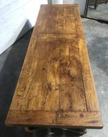 Wonderful Long French Farmhouse Dining Table (25 of 28)