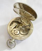 Silver Record Pocket Watch 1935 (3 of 5)
