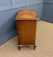 Waring & Gillow Burr Walnut Serpentine Chest of Drawers (2 of 15)