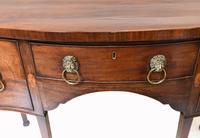 Georgian Sideboard Antique Mahogany Buffet Server 1780 (5 of 5)