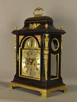 Fine Verge Fusee Bracket Clock - William Smith, London (7 of 9)