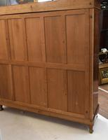French Antique Bookcase Second Empire Bibliotheque Cabinet (20 of 20)