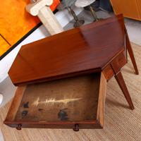Folding Writing Desk 19th Century Mahogany (17 of 17)