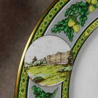 "Limited Edition Caverswall ""Rutland County"" Plate (6 of 8)"
