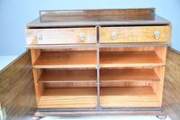 Figured Walnut Veneer Sideboard (10 of 12)