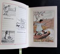 1909 1st Edition The Child Lover's Calender  Illustrated by Amelia Bauerle (4 of 5)
