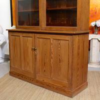 Oak Pine School Cabinet 19th Century (11 of 12)
