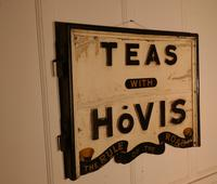 3 Dimensional Double Sided Wooden Hovis Tea Shop Sign (2 of 2)