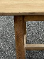 Large French Bleached Farmhouse Dining Table (20 of 26)