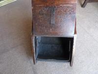 A Mahogany Coal Box from  c 1920's - 30's (3 of 6)