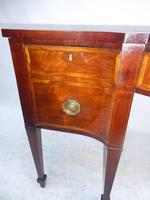 18th Century English Bow Front Sideboard (7 of 9)