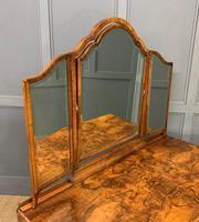Substantial Burr Walnut Dressing Table (14 of 18)