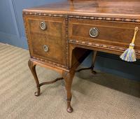 Substantial Burr Walnut Dressing Table (9 of 18)