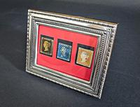 Penny Black and two other stamps framed (4 of 4)