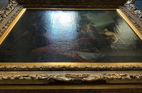 Circle of John Theodore Heins Fine Large 18th Century Hunting Oil Painting (10 of 11)