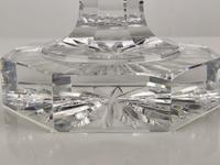 Impressive Large Cut Glass Vase (5 of 7)