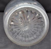 Christopher Dresser for Hukin & Heath, Silver Plate & Glass Claret Jug c.1880 (4 of 8)