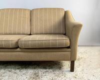 Danish 1970's 3 Seat Sofa (3 of 4)