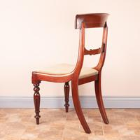 Set of Eight 19th Century Mahogany Dining Chairs (9 of 26)
