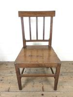 Set of Three 19th Century Farmhouse Chairs (5 of 9)