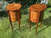 Pair of Kingwood bedside tables (5 of 5)