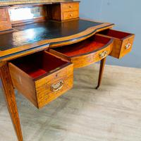 Inlaid Rosewood Desk (2 of 11)
