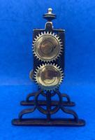 Victorian Steel & Brass Crimping Machine (5 of 7)