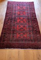 Handmade Persian Baluch Rug (7 of 14)