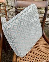 Set of 4 Regency Rosewood Sabre Leg Dining Chairs (13 of 15)