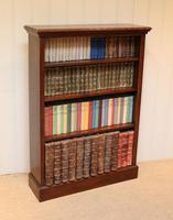 Oak Open Bookcase (5 of 11)