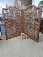 Antique Arch Top Screen (8 of 8)