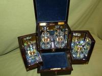 Rare Fine Quality Coromandel Jewellery – Perfumery Box c.1872 (8 of 14)