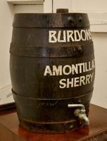 Burdons Bar Top Oak Amontillado Sherry Barrel (2 of 5)