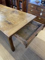 Farmhouse Table Oak (9 of 11)