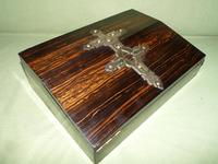 Quality Betjemann Coromandel Writing Box c.1870 (2 of 15)