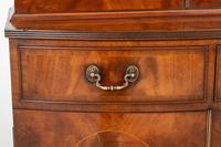Regency Style Mahogany Bookcase c.1920 (4 of 7)