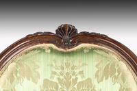 Hepplewhite Design Mahogany Framed Chair (4 of 5)