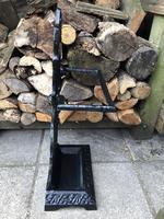 Antique Victorian Cast Iron Stick or Umbrella  Stand (5 of 8)