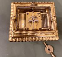 Pretty French Carriage Clock (4 of 5)