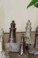 Rare Marble Collection of 9 Carved Lighthouse (6 of 15)