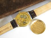 Gents 9ct Gold Rotary Maximus Wristwatch, 1952 (5 of 6)