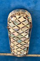 Victorian Mother of Pearl & Abalone Spectacle Case (7 of 17)